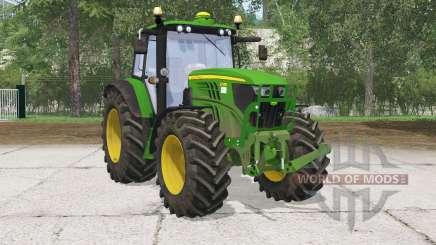 John Deere 6140Ꙧ для Farming Simulator 2015