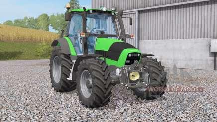 Deutz-Fahr Agrotroɳ 165 для Farming Simulator 2017