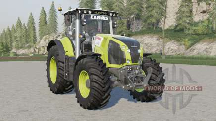 Claas Axioꞥ 800 для Farming Simulator 2017