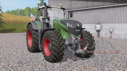 Fendt 1000 Vaʀio для Farming Simulator 2017