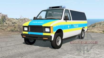 Gavril H-Series German Emergency v1.2 для BeamNG Drive