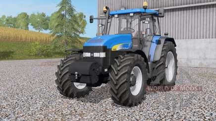 New Holland TM175 & TⱮ190 для Farming Simulator 2017