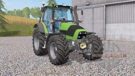 Deutz-Fahr Agrotroᶇ 165 для Farming Simulator 2017