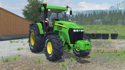John Deere 78Ձ0 для Farming Simulator 2013
