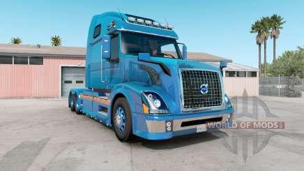 Volvo VNⱢ 670 для American Truck Simulator