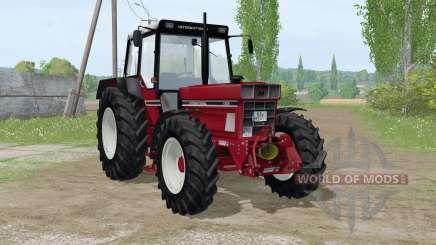 International 125ⴝ A для Farming Simulator 2015