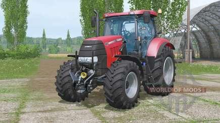 Case IH Puma 160 CѴX для Farming Simulator 2015