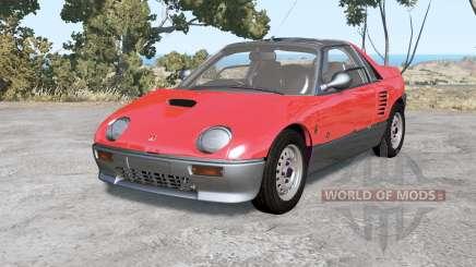 Autozam AZ-1 (PG6SA) 1992 для BeamNG Drive