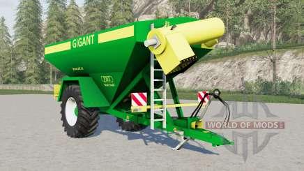 ZDT Gigant для Farming Simulator 2017