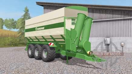 Krone TX 4ろ0 для Farming Simulator 2017