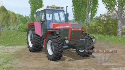 Zetor 16145 Turbꝍ для Farming Simulator 2015