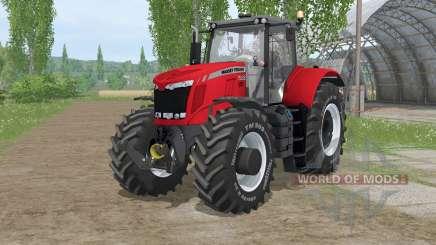 Massey Ferguson 7622 Dynᶏ-6 для Farming Simulator 2015