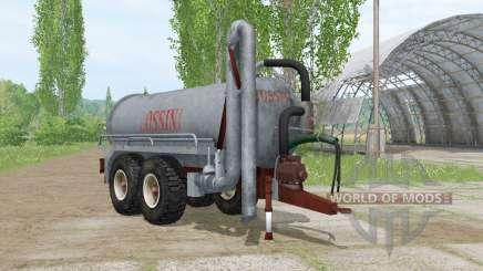 Bossini B2 140 для Farming Simulator 2015