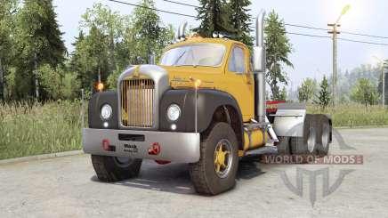 Mack B61 для Spin Tires