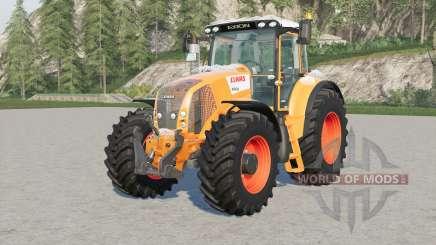 Claas Axion 800 communaɫ для Farming Simulator 2017