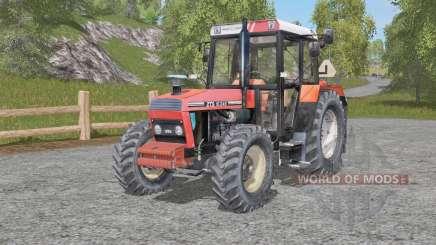 ZTS 1624ƽ для Farming Simulator 2017