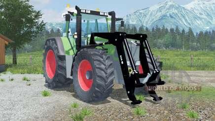 Fendt Favorit 816 для Farming Simulator 2013