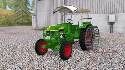 Deutz D 40Ȿ для Farming Simulator 2017