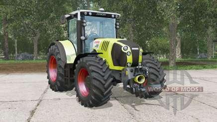 Claas Arioɳ 650 для Farming Simulator 2015