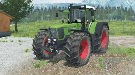 Fendt Favorit 824 Turboshifᵵ для Farming Simulator 2013