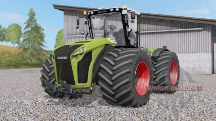 Claas Xerion 4000〡4500〡5000 Traʗ VC для Farming Simulator 2017