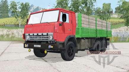 КамАЗ-5321Ձ для Farming Simulator 2015