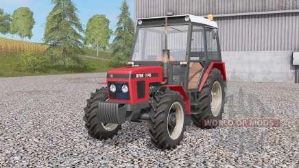 Zetor 77ꜭ5 для Farming Simulator 2017