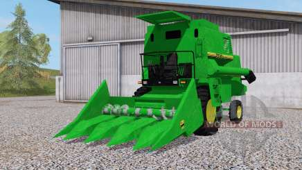 SLC 7500 Turbo для Farming Simulator 2017