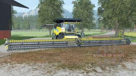 New Holland CR10.୨0 для Farming Simulator 2015