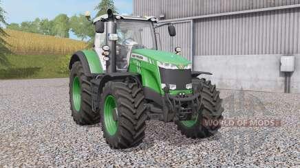 Massey Ferguson 8700-seriєs для Farming Simulator 2017