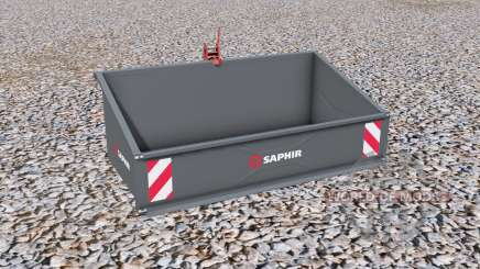 Saphir TL 200 для Farming Simulator 2017