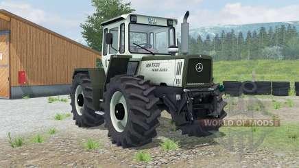 Mercedes-Benz Trac 1600 Turbꝋ для Farming Simulator 2013