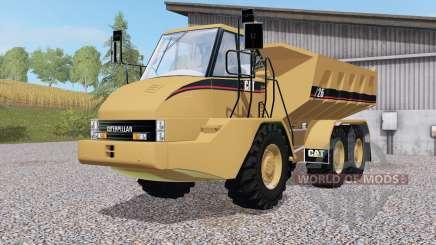 Caterpillar 725 для Farming Simulator 2017