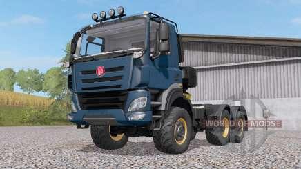 Tatra Phoenix T158 6x6 201ꝝ для Farming Simulator 2017