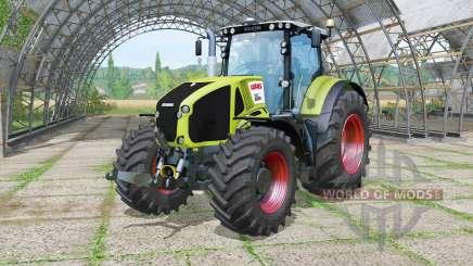 Claas Axioƞ 950 для Farming Simulator 2015
