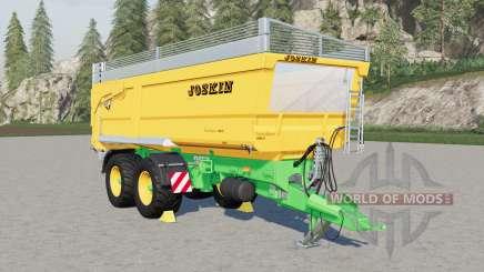 Joskin Trans-Space 6500-22 для Farming Simulator 2017