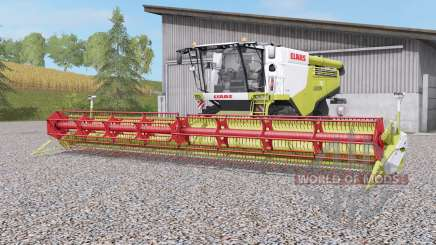 Claas Lexioɳ 700 для Farming Simulator 2017