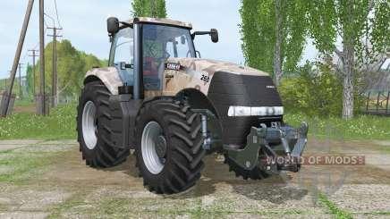 Case IH Magnum 260 camo для Farming Simulator 2015