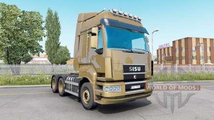 Sisu Rⴝ00 для Euro Truck Simulator 2