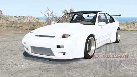 Ibishu 200BX Rocket Bunny v2.1 для BeamNG Drive