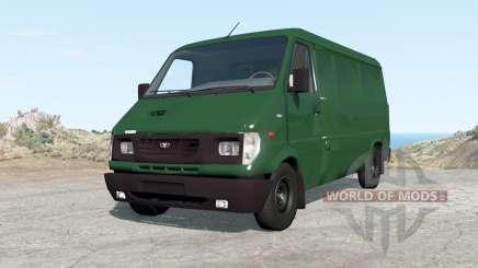 Daewoo Lublin 3 Van 1999 для BeamNG Drive