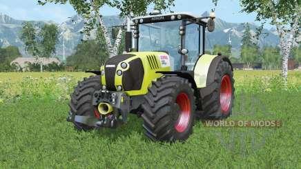 Claas Arioᶇ 650 для Farming Simulator 2015