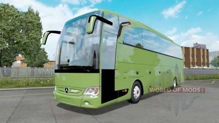 Mercedes-Benz Travego (O580) Special Edition для Euro Truck Simulator 2
