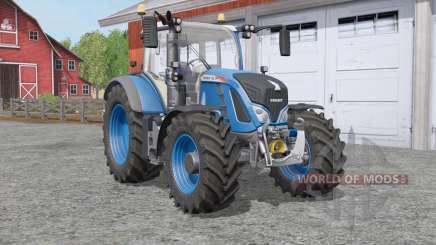 Fendt 712〡716〡720〡724 Vario для Farming Simulator 2017