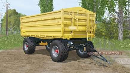 Wielton PRS-2-W12 для Farming Simulator 2015