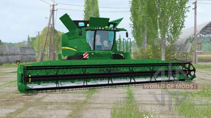 John Deere S690ᶖ для Farming Simulator 2015