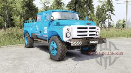 ЗиЛ-133 пикап для Spin Tires