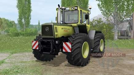 Mercedes-Benz Trac 1800 intercooleᵳ для Farming Simulator 2015