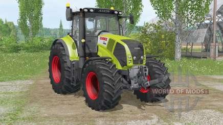 Claas Axioꞥ 850 для Farming Simulator 2015