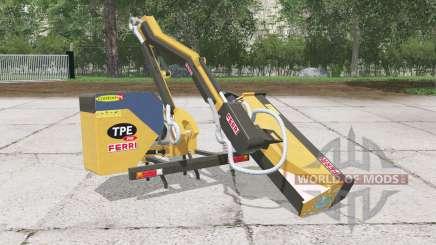 Ferri TPE 600 Evo для Farming Simulator 2015
